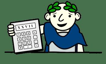Römischer Zahlen Konverter